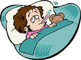 Sick clipart kid jpg royalty free Illness Advice - St Michaels School jpg royalty free