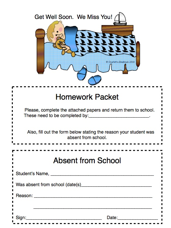 Absetn from school clipart clipart free stock 17 Best ideas about Absent From School on Pinterest | Teacher ... clipart free stock