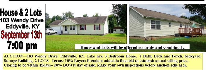 Absolute acution clipart image freeuse library West Kentucky Real Estate, Houses-Farms-Property for Sale & Auction image freeuse library