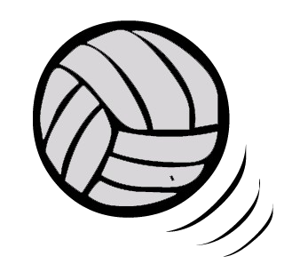 Absolutely all free clipart graphic free library Volleyball Absolutely Free Clip Art Sports Images Graphics Png - AZPng graphic free library