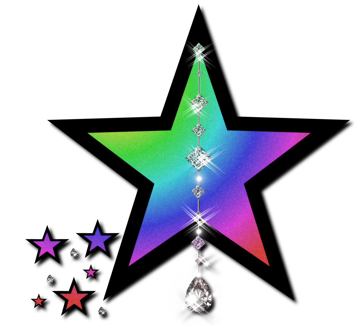 Star sparkle clipart image freeuse download Silver Glitter Star Clipart | Clipart Panda - Free Clipart Images image freeuse download