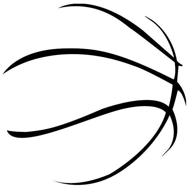 Basketball abstract net clipart black and white clip art free download BASKETBALL-ABSTRACT-IMAGE.eps | Silhouette Cameo/Vinyl & heat ... clip art free download