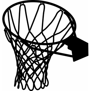 Basketball and hoop clipart black and white clip art download 86+ Basketball Hoop Clip Art | ClipartLook clip art download