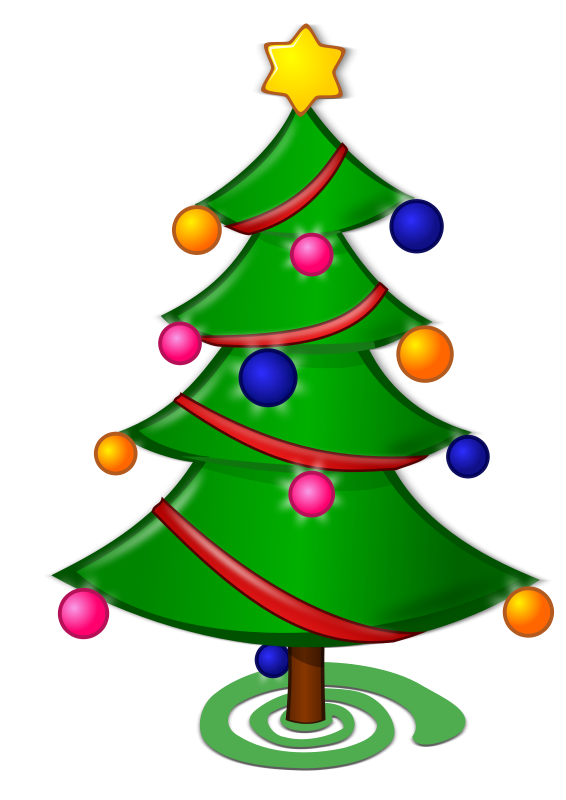 Abstract christmas tree clipart image freeuse download Christmas Tree Clipart | Clipart Panda - Free Clipart Images image freeuse download
