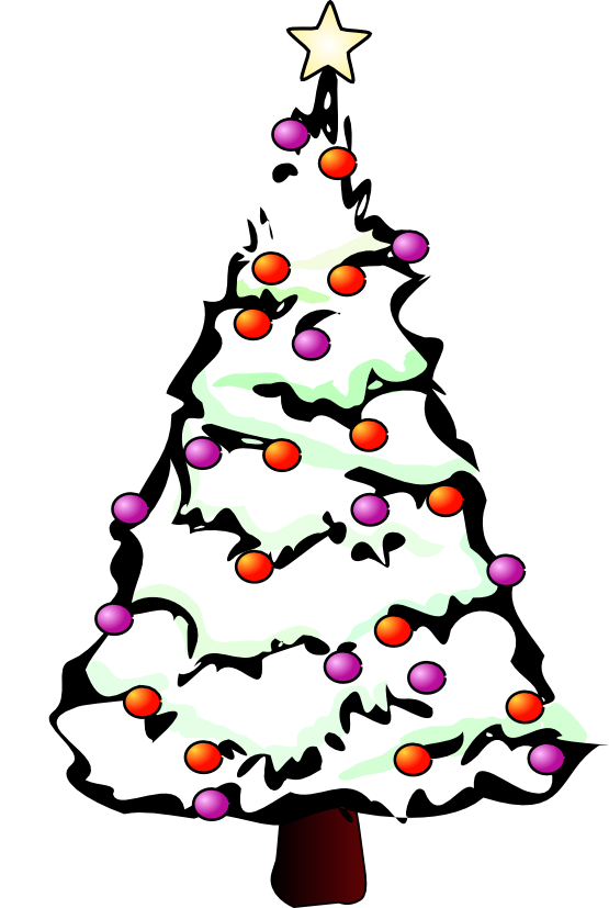 Abstract christmas tree clipart black and white clip black and white Clip Art Christmas Tree Black And White | Clipart Panda - Free ... clip black and white