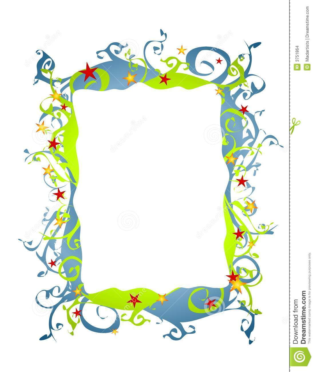 Abstract clipart frame png black and white library Colorful Borders Clipart | Free download best Colorful Borders ... png black and white library