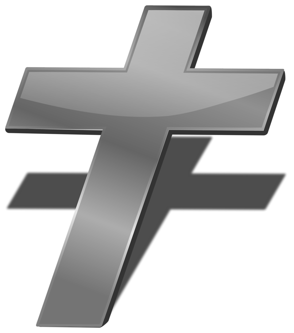 Clipart cross free picture Cross | Free Stock Photo | Illustration of a cross and shadow | # 15769 picture