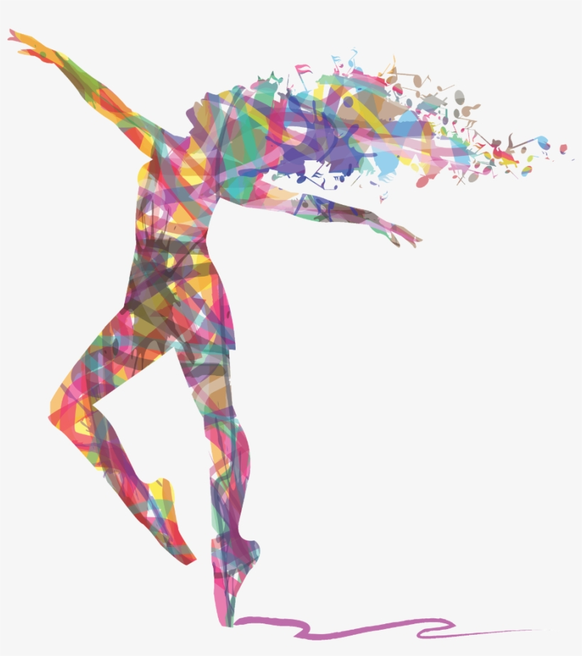 Dance Vector Abstract - Dance Vector Free - Free Transparent PNG ... clipart freeuse library