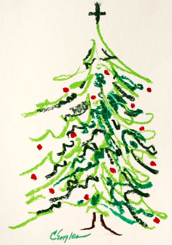 Free Evergreen Tree Outline, Download Free Clip Art, Free Clip Art ... clip art library stock