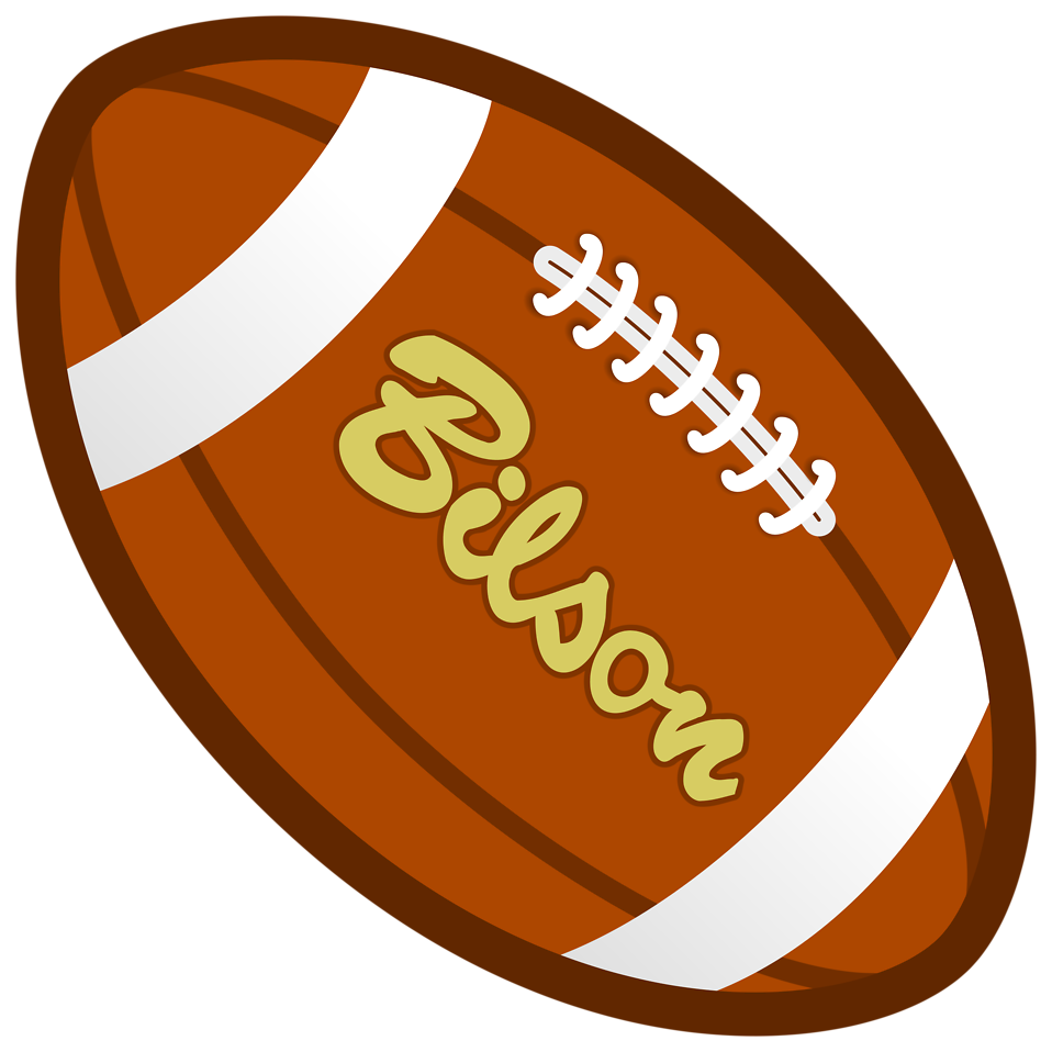 Football clipart with words transparent Football | Free Stock Photo | Illustration of a football | # 17114 transparent