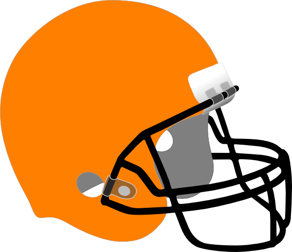 Cool laces the cliparts. Football helmet clipart black