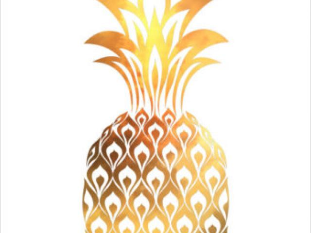 Abstract pineapple clipart clip transparent stock Pineapple Clipart abstract 1 - 450 X 470 Free Clip Art stock ... clip transparent stock