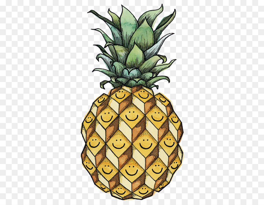 Abstract pineapple clipart jpg royalty free library Art Abstract Background clipart - Pineapple, Painting, Art ... jpg royalty free library