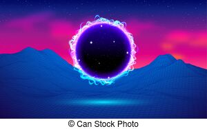 Abstract portal to future Stock Illustration Images. 84 Abstract ... royalty free library