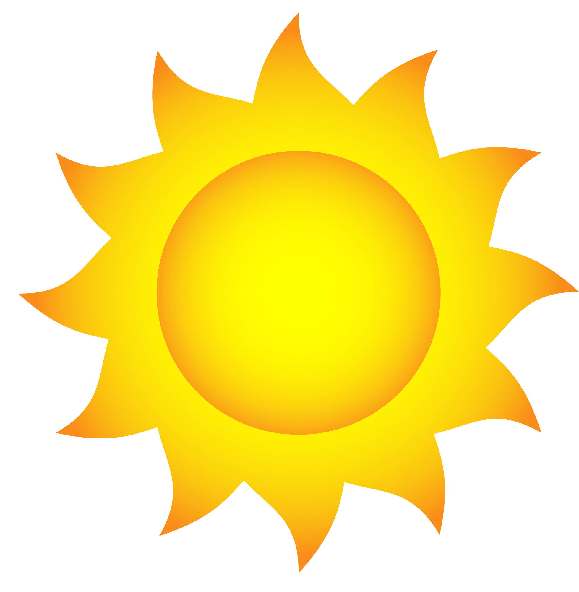 Transparent Sun PNG Clipart Picture | Klipart | Pinterest | Digital ... clipart free library