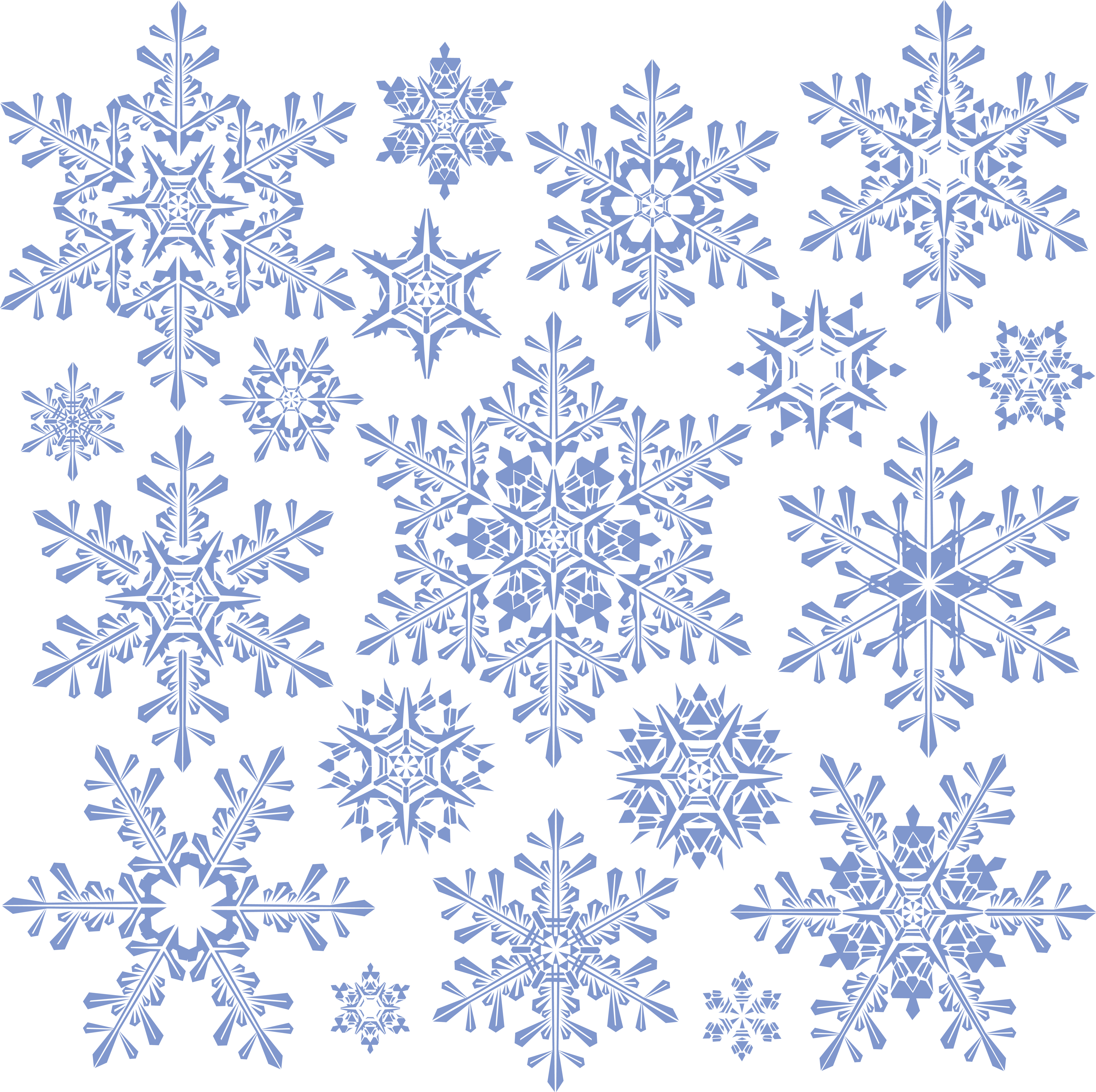 Abstract snowflake clipart jpg freeuse stock Snowflakes PNG image | Silhouette | Pinterest | Scrap, Silhouettes ... jpg freeuse stock