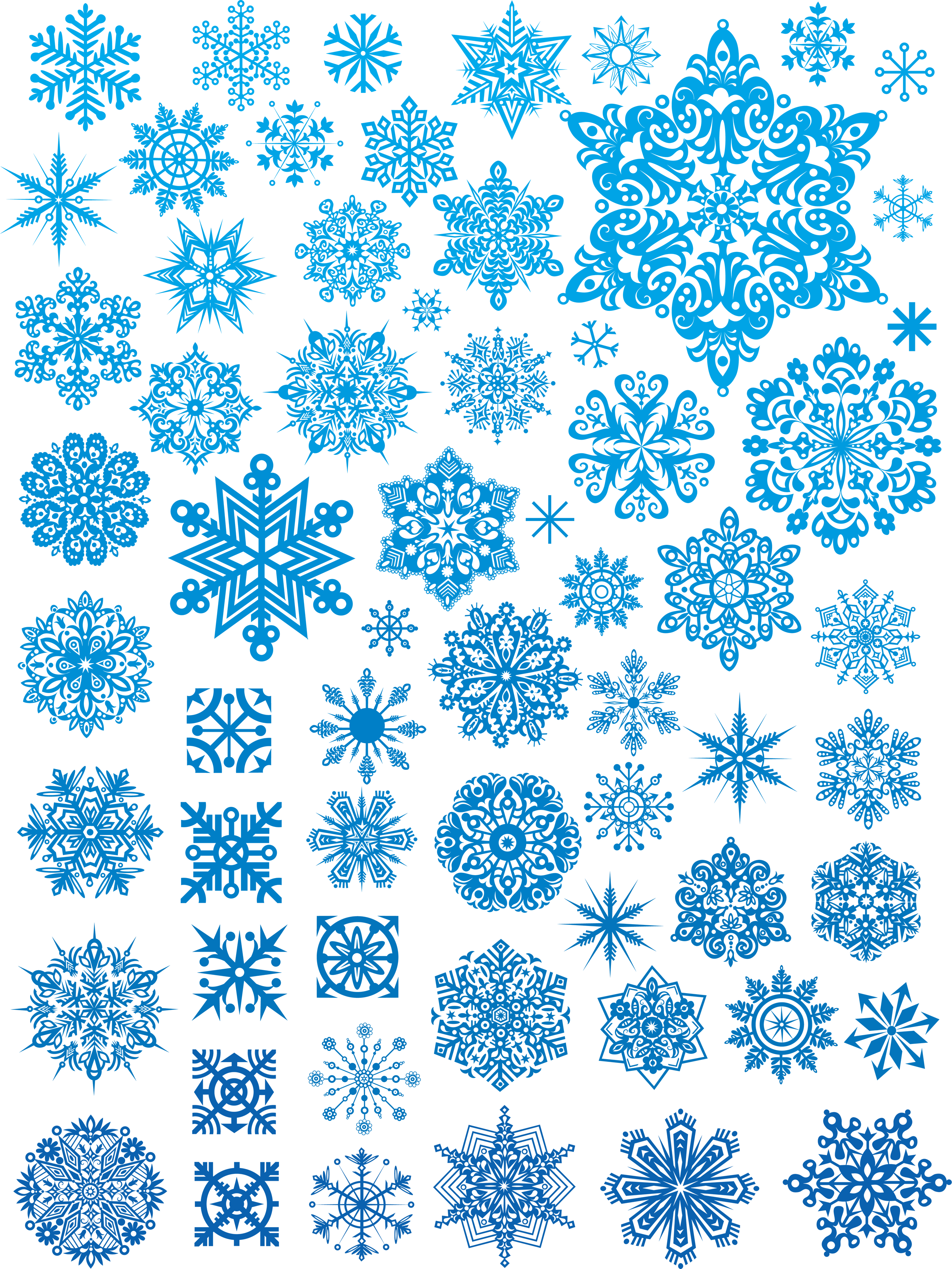 Amazing christmas snowflake clipart creations picture library stock Snowflakes PNG image | Christmas | Pinterest | Tattoo, Snowflake ... picture library stock