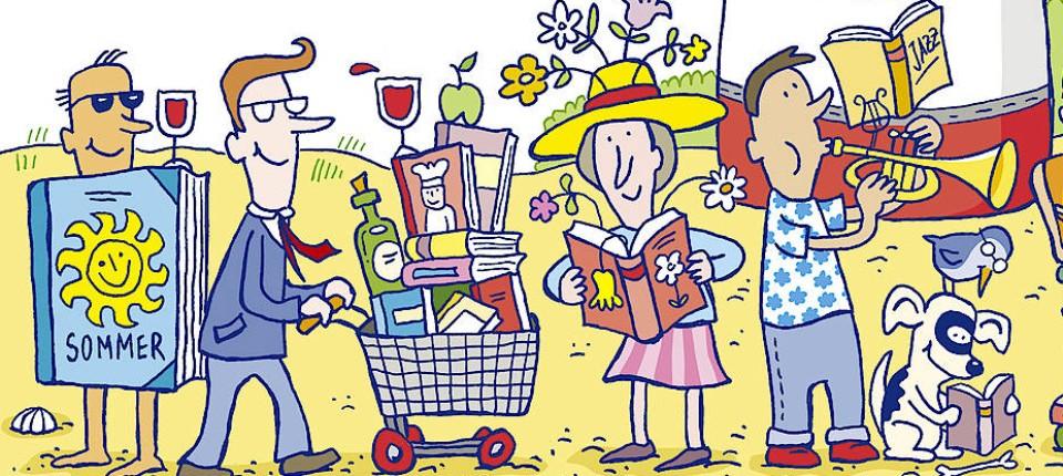 Abt jta clipart free 10 Büchertipps für den Sommerurlaub free