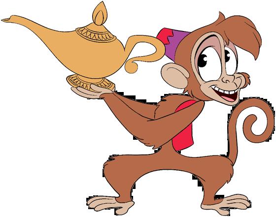 Abu aladdin clipart svg transparent download Abu Clip Art | Disney Clip Art Galore svg transparent download