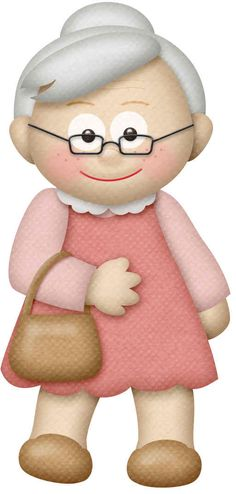 Abuela Cliparts - Making-The-Web.com vector free download
