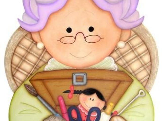 Abuela Cliparts 2 - 2250 X 5084 - Making-The-Web.com transparent library