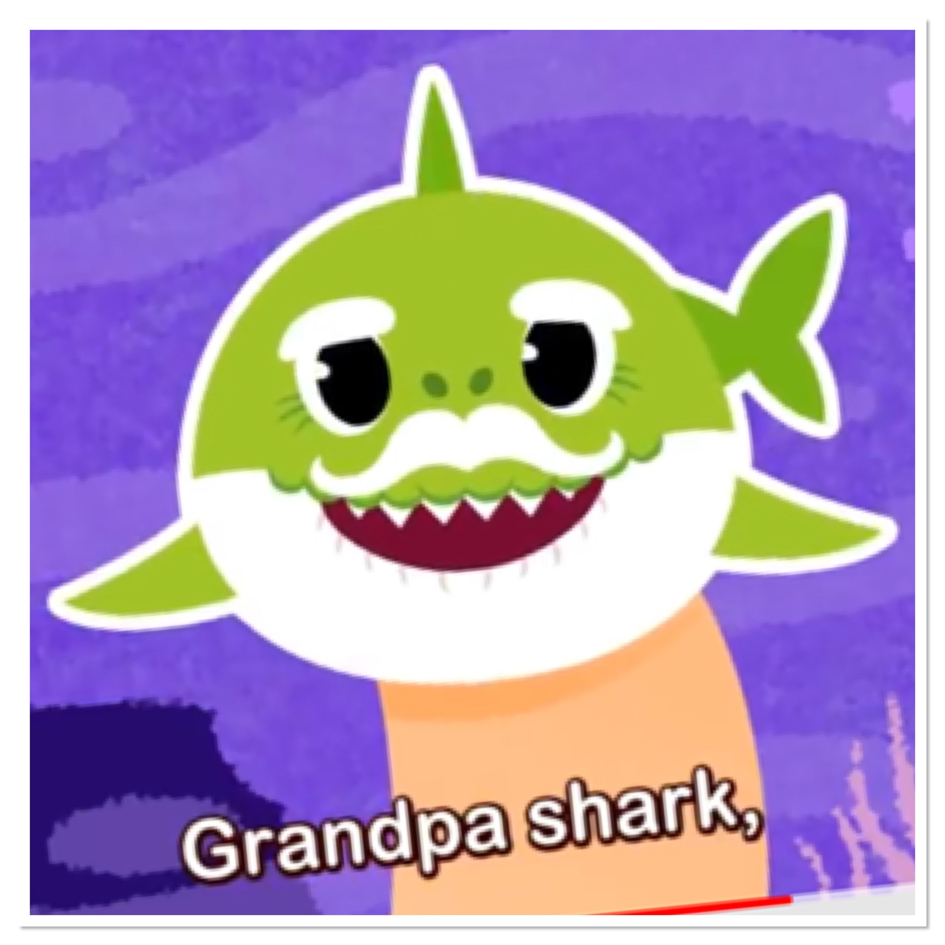 Abuelo shark clipart clipart freeuse library Pin by Karena Carrillo on Baby shark in 2019 | Baby shark, Shark ... clipart freeuse library