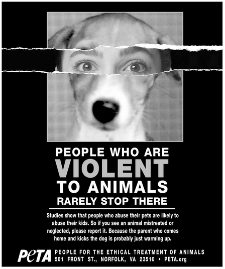 Abused dog clipart black and white peta.  best images about