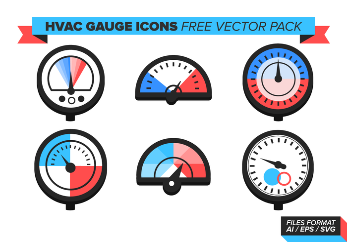 Ac gaugagees clipart graphic royalty free stock Air Conditioning Free Vector Art - (20,287 Free Downloads) graphic royalty free stock