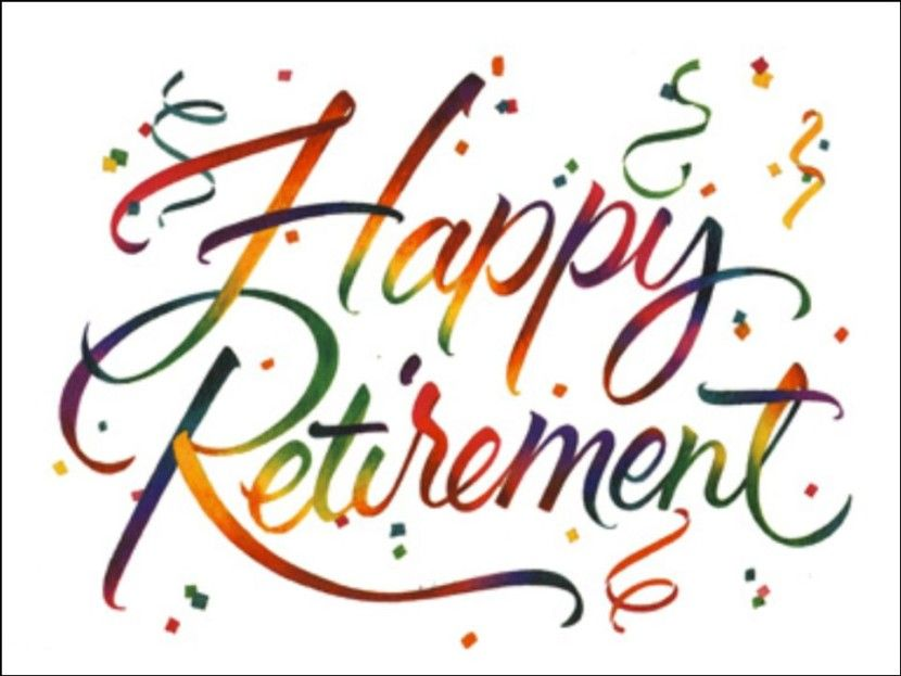 Happy retirement banner clipart graphic transparent stock Retirement Clipart Free Clip Art Images | Clip art | Retirement ... graphic transparent stock