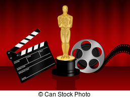 Academy award oscar clipart transparent library Oscars Clip Art and Stock Illustrations. 1,034 Oscars EPS ... transparent library