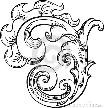 Acanthus clipart svg royalty free stock Download Royalty-free clipart Royalty-free Drawing Acanthus ... svg royalty free stock