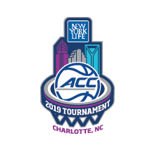 Acc championship clipart jpg transparent library ACC Tournament Tickets | 2020 ACC Men\'s Basketball Tournament in ... jpg transparent library