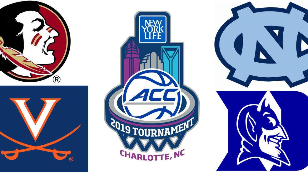 Acc championship clipart picture transparent download ACC Tournament semis: UVa takes on FSU before big one between Duke ... picture transparent download