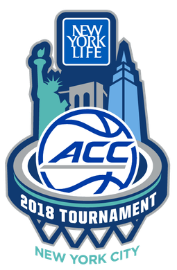 Acc championship clipart graphic library stock 2018 ACC Men\'s Basketball Tournament - Wikipedia graphic library stock