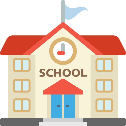 Transparent clipart school