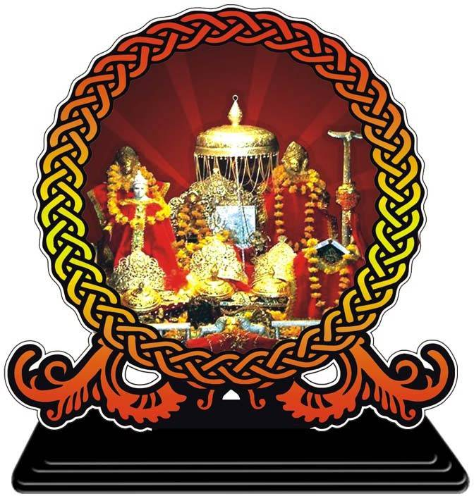 Accd clipart picture transparent library Awesome Creations Awesome Creations Maa Vaishno Devi Wooden Car ... picture transparent library