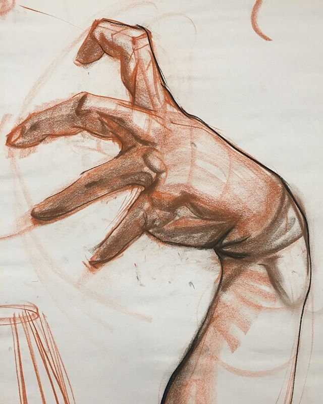 Accd clipart free Lecture from Head n Hand class @ACCD #handdrawing #figuredrawing ... free