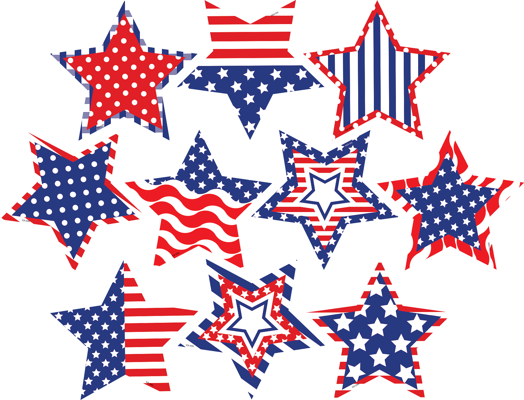 Accent star clipart image royalty free library Patriotic Fancy Stars Accents | Pinterest | Fancy, Capt america and Star image royalty free library