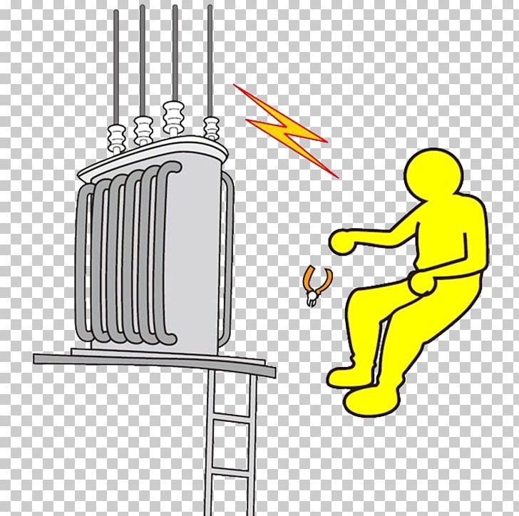 Accident diagram clipart jpg black and white download Electrical Injury Electricity High Voltage Accident PNG, Clipart ... jpg black and white download