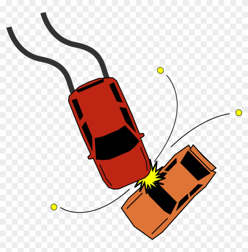 Topview Free Car Accident - Car Crash Clipart Gif, HD Png Download ... royalty free library