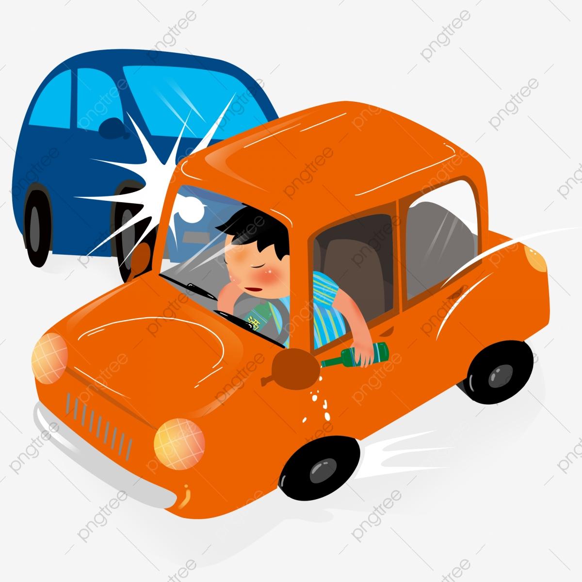 Car Accident, Car Clipart, Vehicle Crashed, Rear PNG Transparent ... clip free download