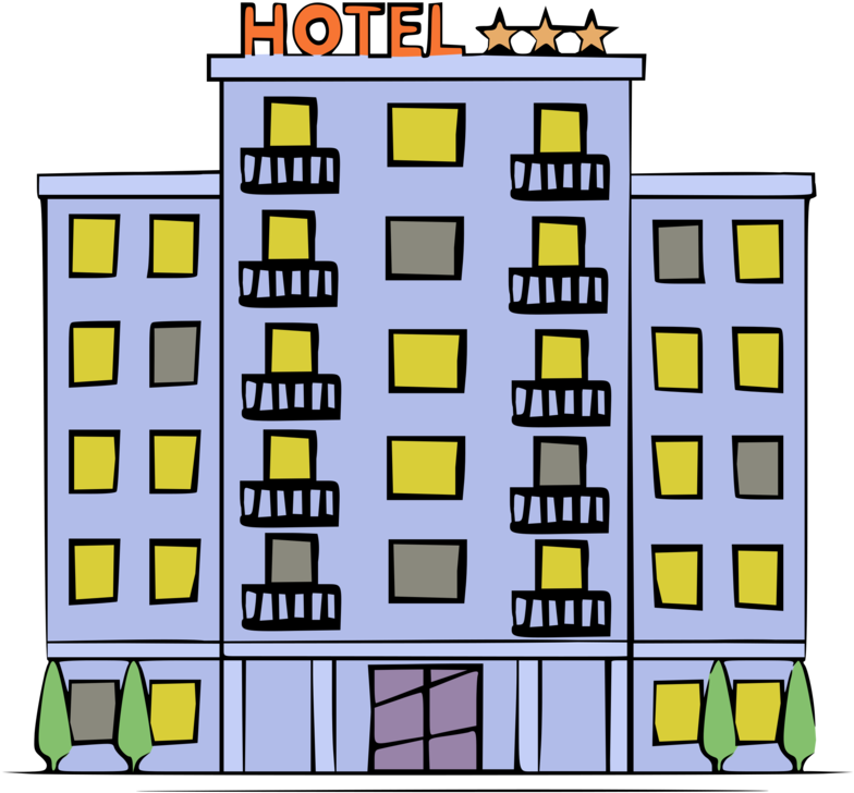 Accomodation clipart picture royalty free download Hotel Accommodation Resort Gratis Restaurant - Accommodation Clipart ... picture royalty free download
