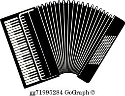 Accordion pictures clipart image Accordion Clip Art - Royalty Free - GoGraph image