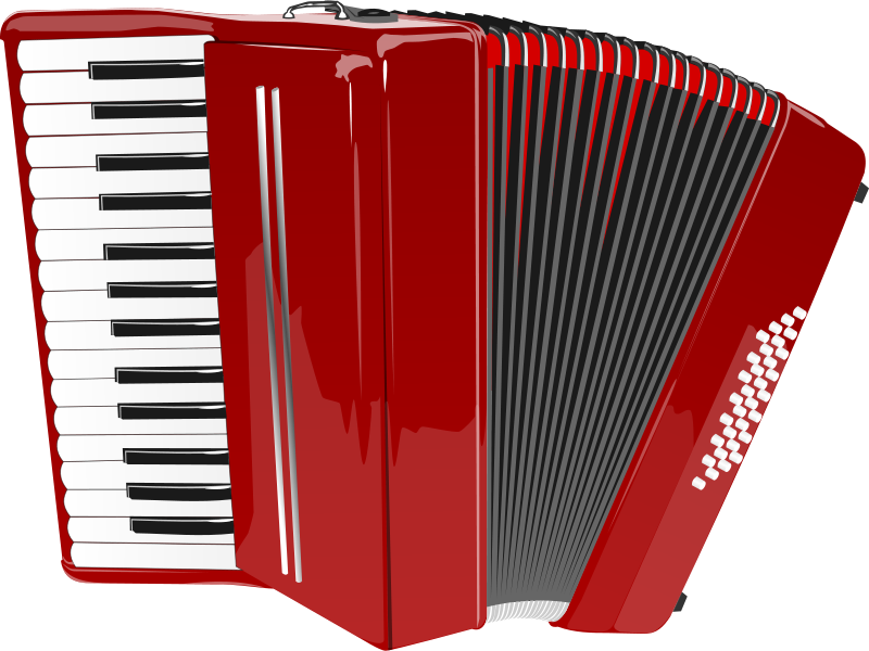 Accordion pictures clipart banner black and white stock Free Clipart: Accordion | gustavorezende banner black and white stock