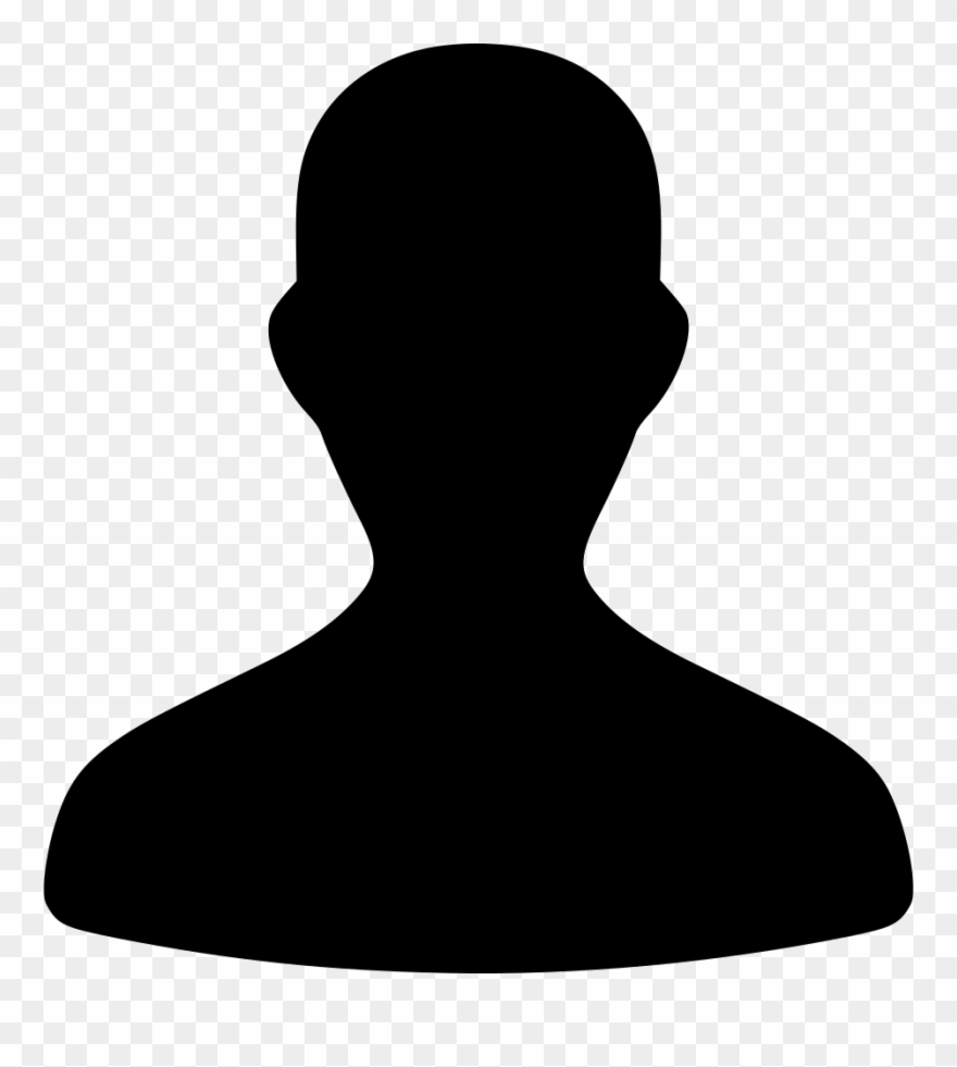 Account profile clipart png stock Profile Account Contact Avatar Portrait Man Users Comments - Blank ... png stock