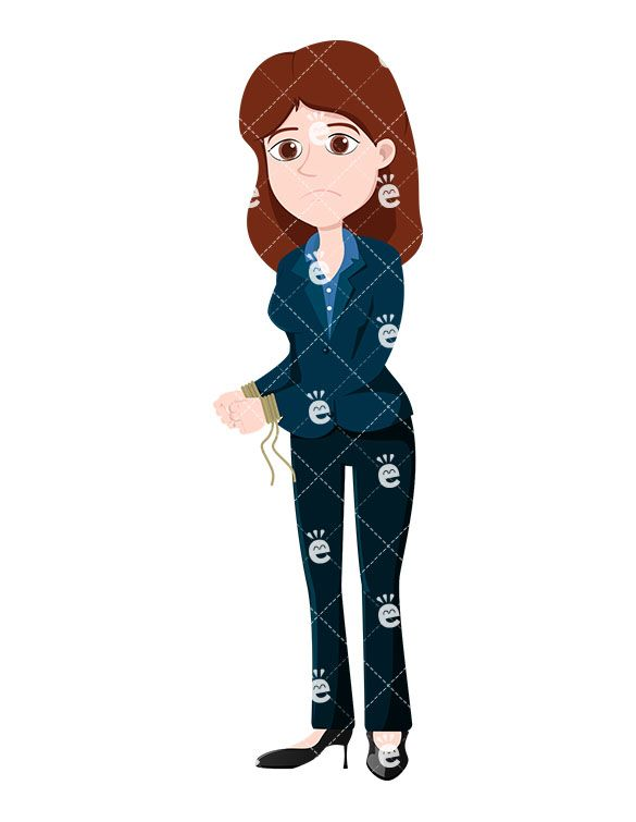 Collection of 14 free Accountant clipart business woman attire aztec ... clip stock