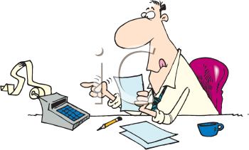 Accountants clipart jpg library Accountants clipart images and royalty-free illustrations | iCLIPART.com jpg library