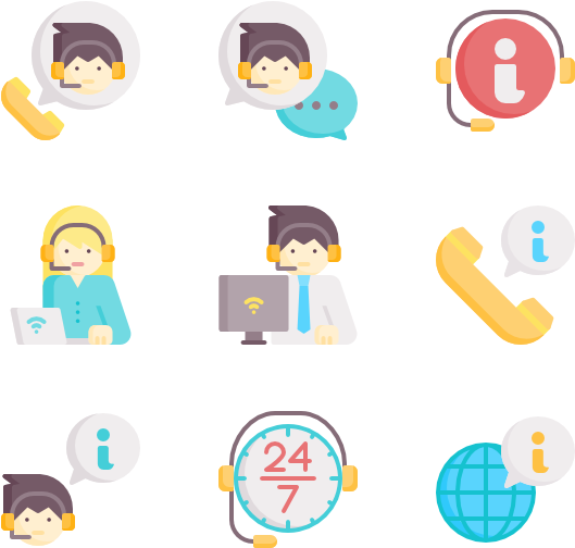 Icons Free Call Center - Question Mark Png - Download Clipart on ... svg royalty free download