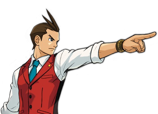 Ace attorney clipart picture freeuse Ace Attorney PNG Transparent Images | Free Download Clip Art ... picture freeuse