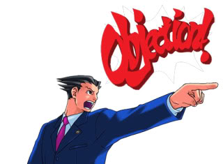 Ace attorney clipart clip art library library Hyporion: Quick Review: Phoenix Wright - Ace Attorney clip art library library